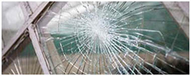 Croxley Green Smashed Glass